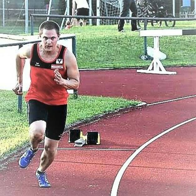 Matthias Rastbichler Nominierung: Mein Sportschnappschuss 2016 #new400mPB - - Voten und/oder auch sich selbst nominieren unter http://www.facebook.com/groups/Sportsblogged (26.12.2016)