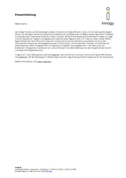 Anteil von Frauen in Aufsichtsgremien der innogy‐Gruppe bei 19 Prozent, Seite 2/2, komplettes Dokument unter http://boerse-social.com/static/uploads/file_2042_anteil_von_frauen_in_aufsichtsgremien_der_innogygruppe_bei_19_prozent.pdf (27.12.2016)