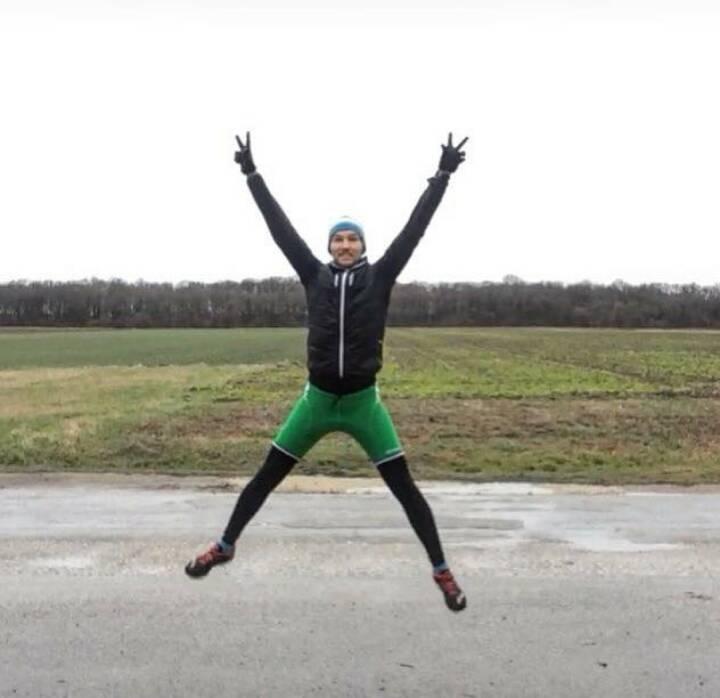 Mario Mostböck Nominierung Mein Sportschnappschuss 2016 ...mitn in der Marathonvorbereitung 2017 - mit Spaß und Freude-  Voten und/oder auch sich selbst nominieren unter http://www.facebook.com/groups/Sportsblogged