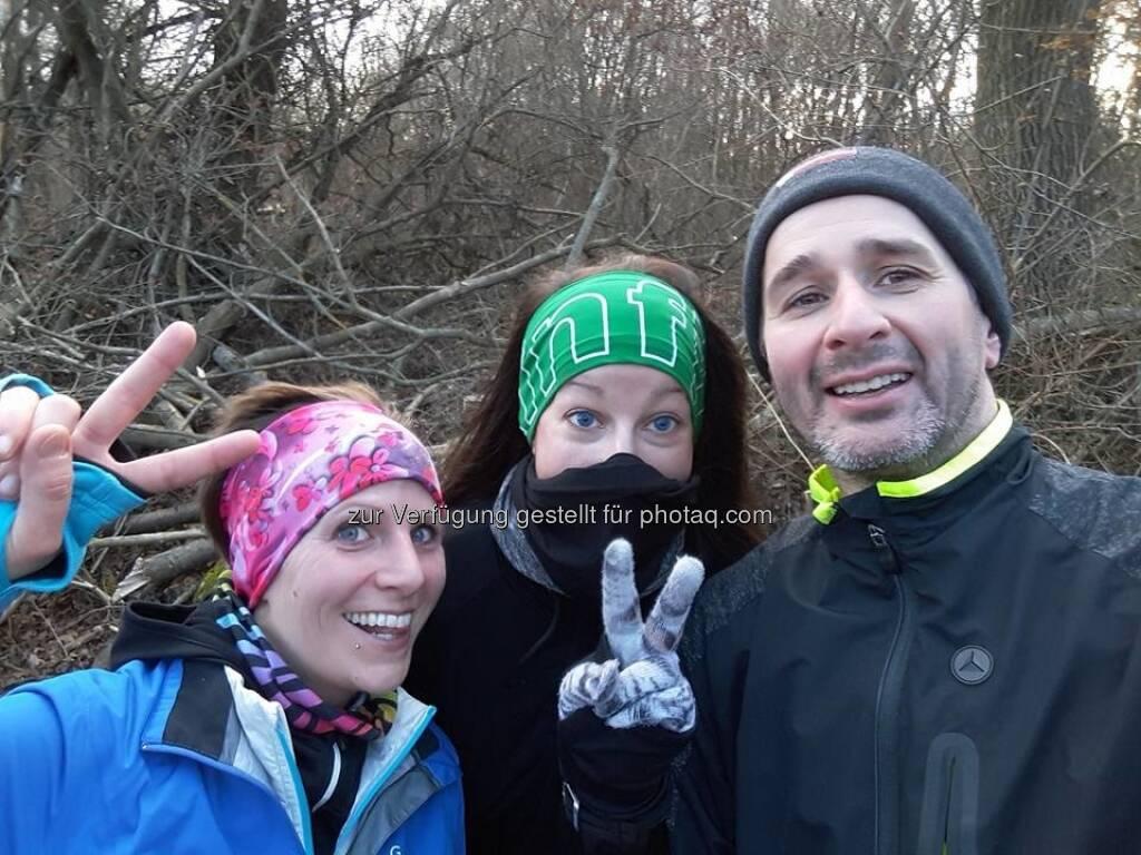 Yes! Romana Neubauer, Carina Boros, Christian Krupbauer (06.01.2017)