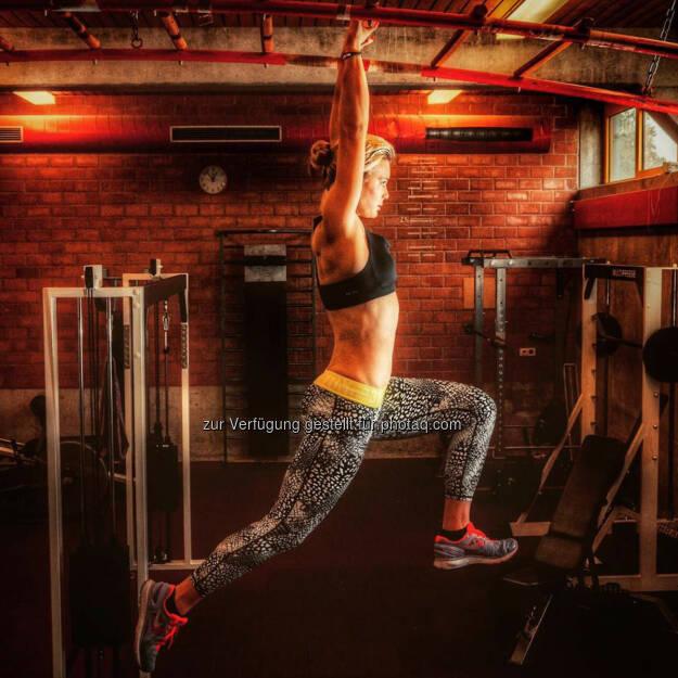 Christina Kiffe, Training, Fitness (08.01.2017)
