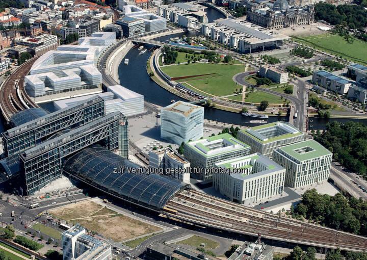 CA Immobilien Anlagen AG: CA Immo verkauft Büroprojekt in Berliner Top-Lage (Fotocredit: CA Immo)