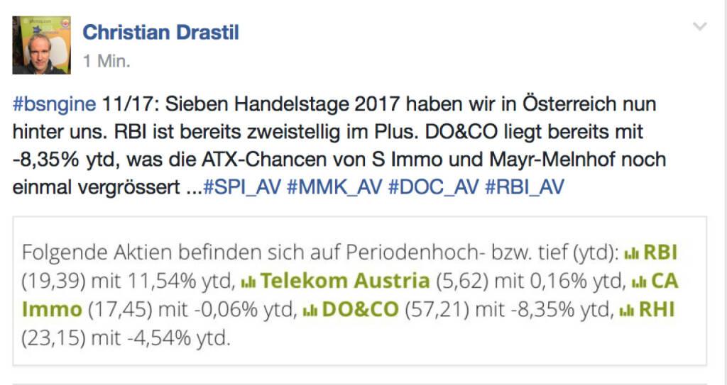 Do&Co spielt S Immo und Mayr-Melnhof in die Hände (12.01.2017)