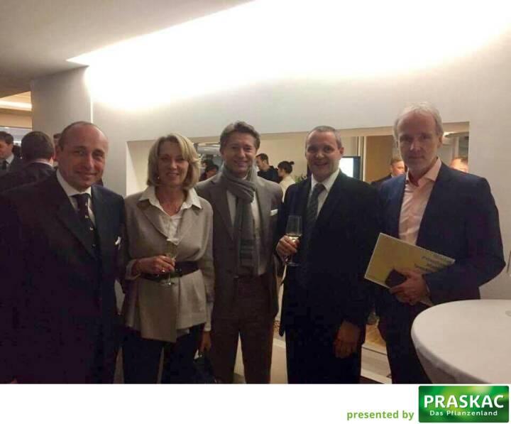 Mit Michael Müller & Co. bei der Wiener Privatbank