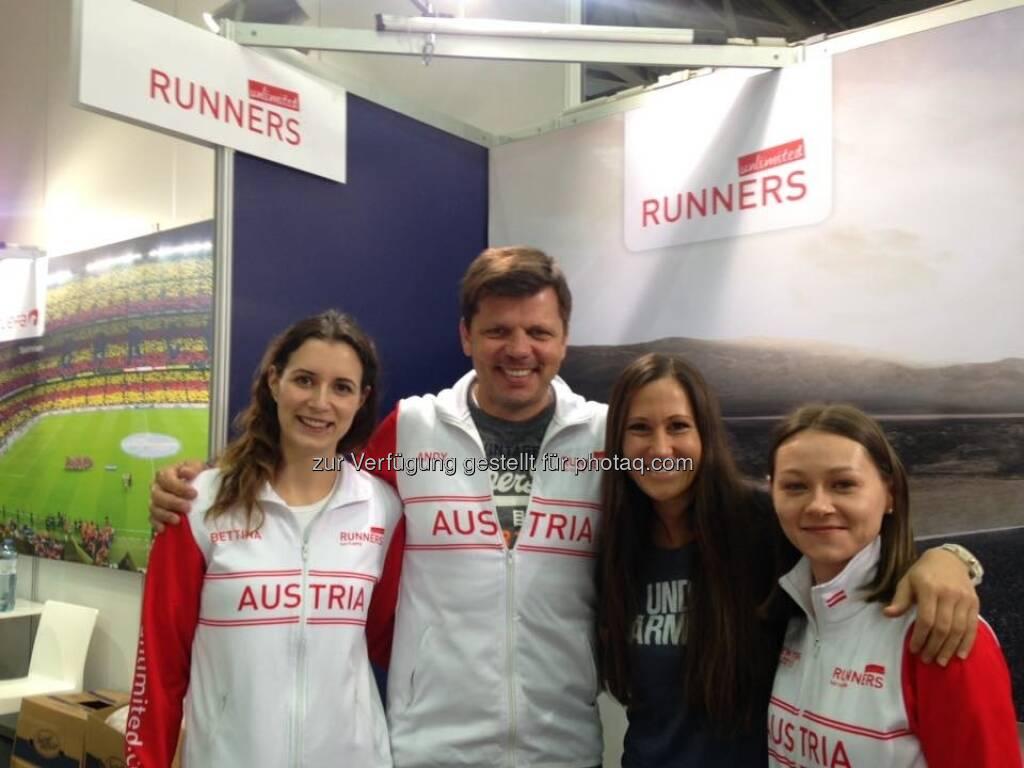Bettina Löger, Andreas Perer, Monika Kalbacher, Kerstin Strubreiter  (14.01.2017)