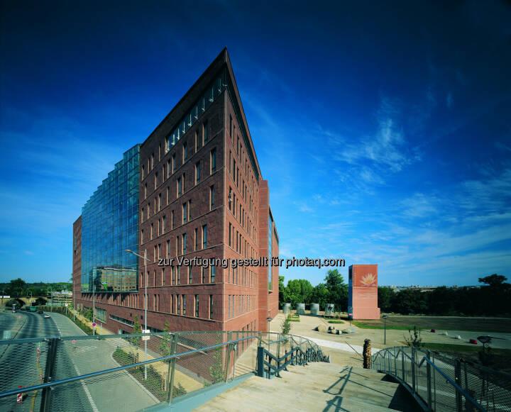 CA Immobilien Anlagen AG: CA Immo erwirbt Minderheitsbeteiligung von Joint Venture-Partner Union Investment (C) CA Immo
