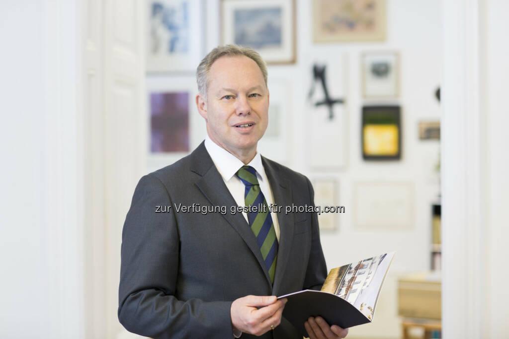 ADEQAT Investment Services GmbH: Herbert Logar neuer Gesellschafter von ADEQAT (Fotocredit: ADEQAT), © Aussendung (18.01.2017)
