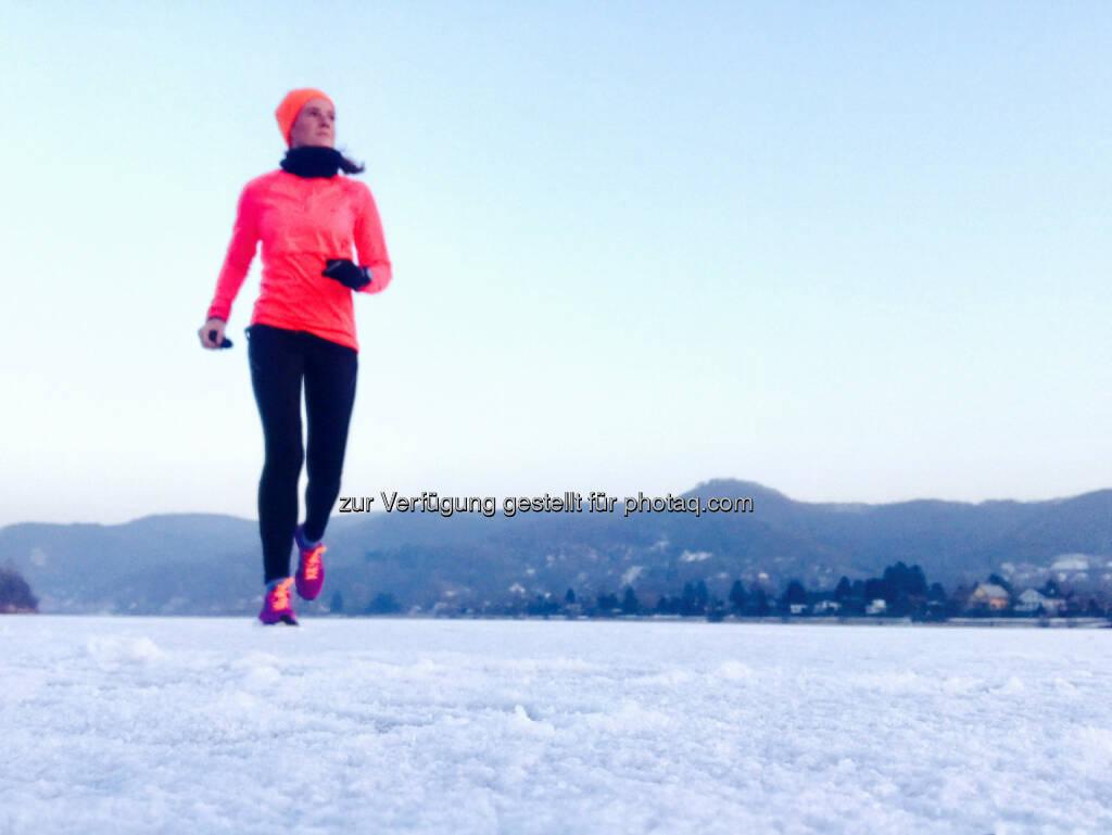 running on ice (19.01.2017)