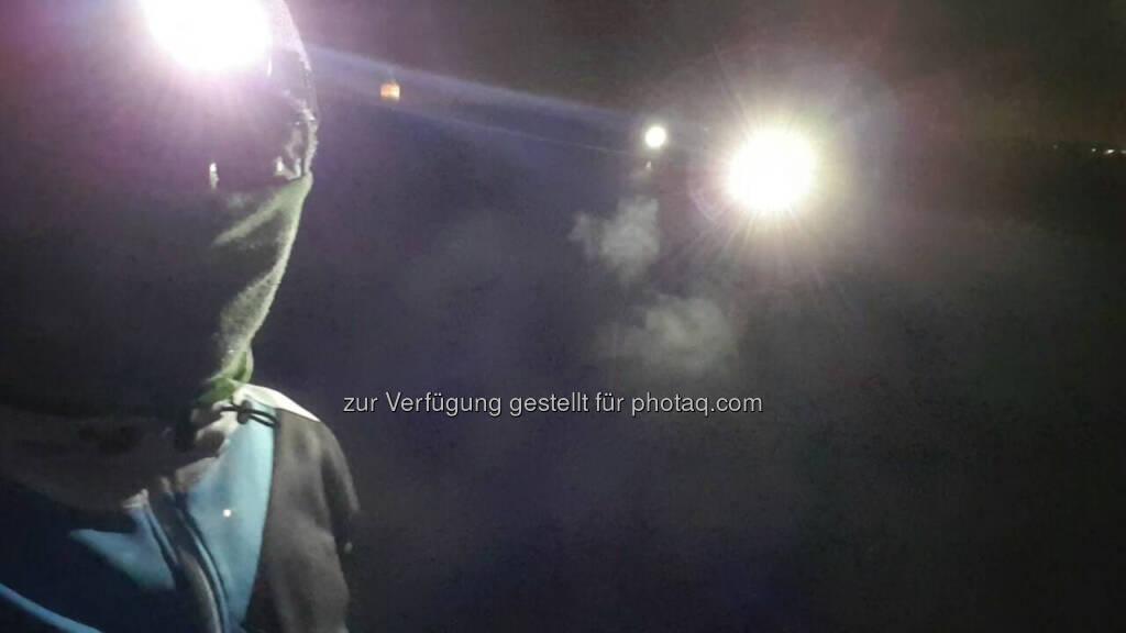 Markus Steinacher, Nacht, finster