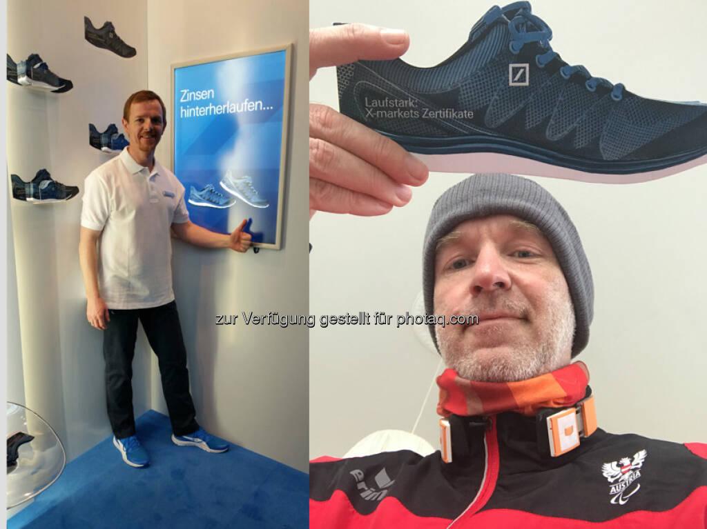 Christian-Hendrik Knappe, Christian Drastil Laufstark (21.01.2017)