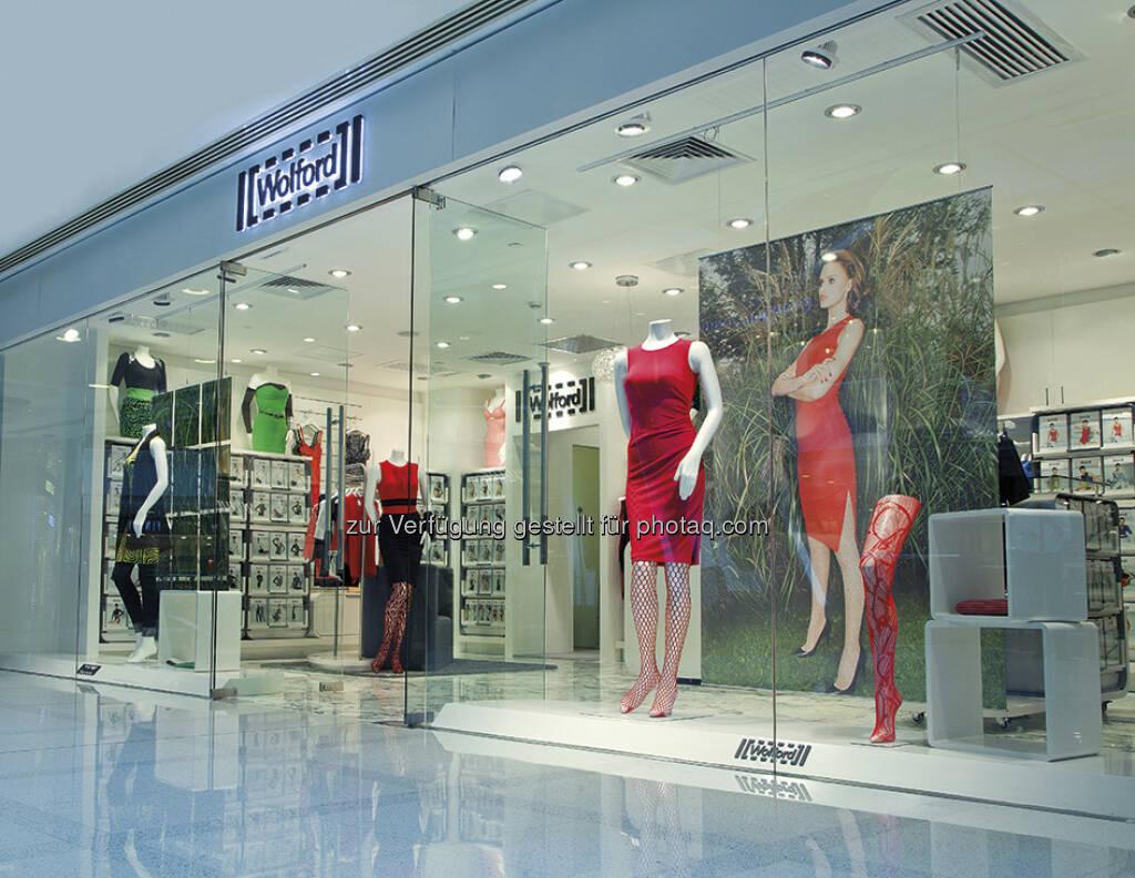 Wolford: Neueröffnungen in Shanghai und Hongkong, Präsenz im Wachstumsmarkt China verstärkt (c) Wolford (08.05.2013)