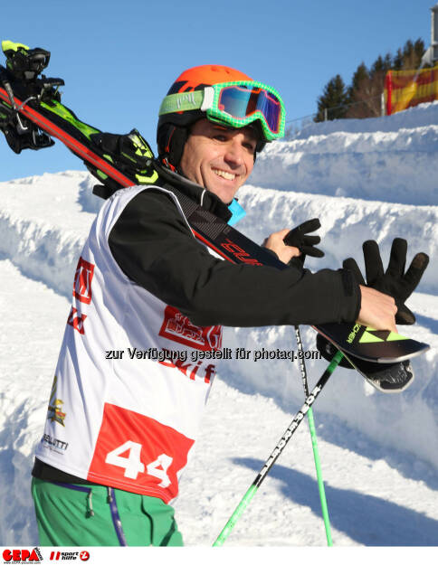 Ski for Gold Charity Race. Image shows Thomas Reisenberger. Photo: GEPA pictures/ Harald Steiner (26.01.2017)