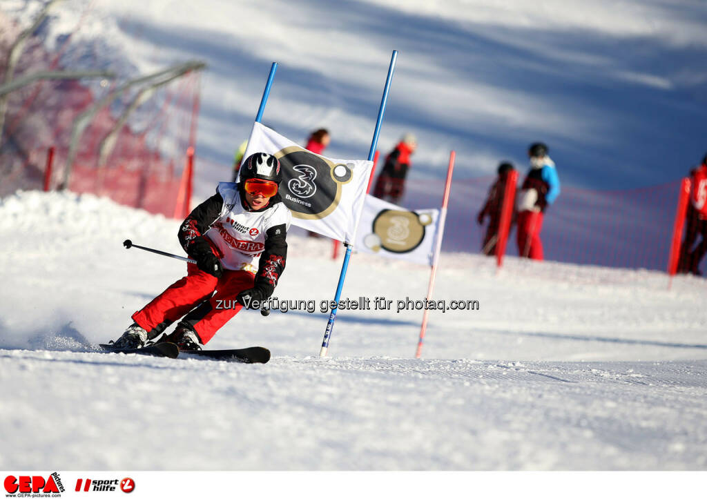 Ski for Gold Charity Race. Image shows Vera Russwurm. Photo: GEPA pictures/ Daniel Goetzhaber (26.01.2017)