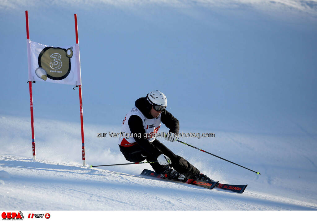 Ski for Gold Charity Race. Image shows Mario Matt. Photo: GEPA pictures/ Daniel Goetzhaber (26.01.2017)