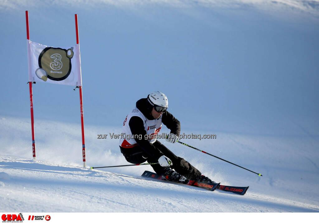 Ski for Gold Charity Race. Image shows Mario Matt. Photo: GEPA pictures/ Daniel Goetzhaber (26.01.2017)