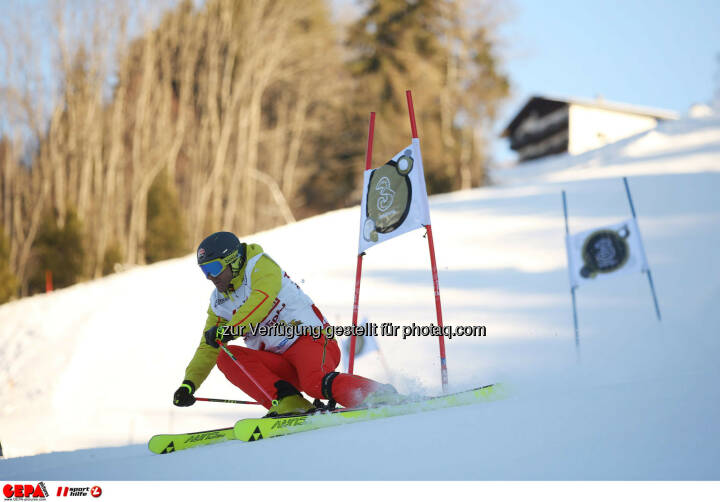Ski for Gold Charity Race. Image shows Hans Knauss. Photo: GEPA pictures/ Daniel Goetzhaber