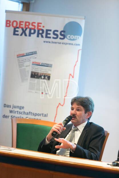 Ernst Vejdovszky (Vorstandsvorsitzender S Immo) , © Martina Draper für Börse Express (09.05.2013)