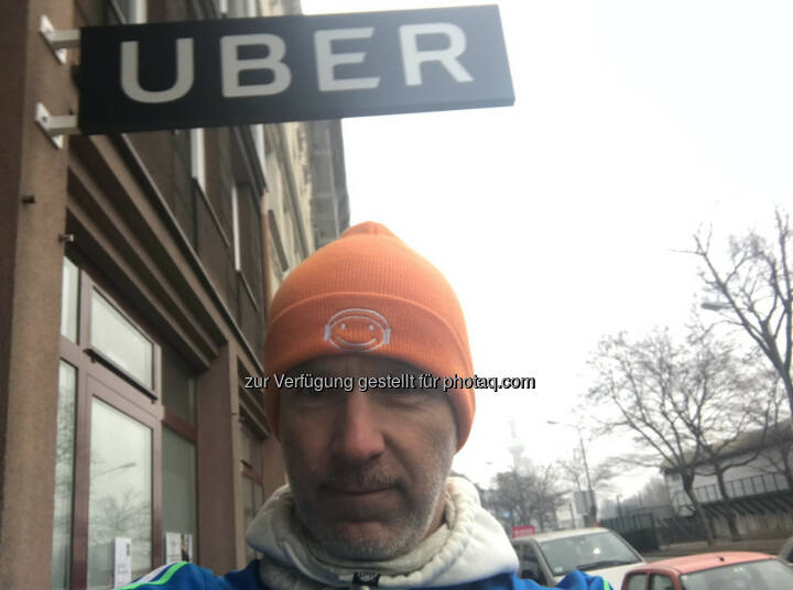 Uber Runplugged