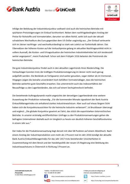 Traumstart der österreichischen Industrie ins Jahr 2017, Seite 3/4, komplettes Dokument unter http://boerse-social.com/static/uploads/file_2077_traumstart_der_osterreichischen_industrie_ins_jahr_2017.pdf (30.01.2017)