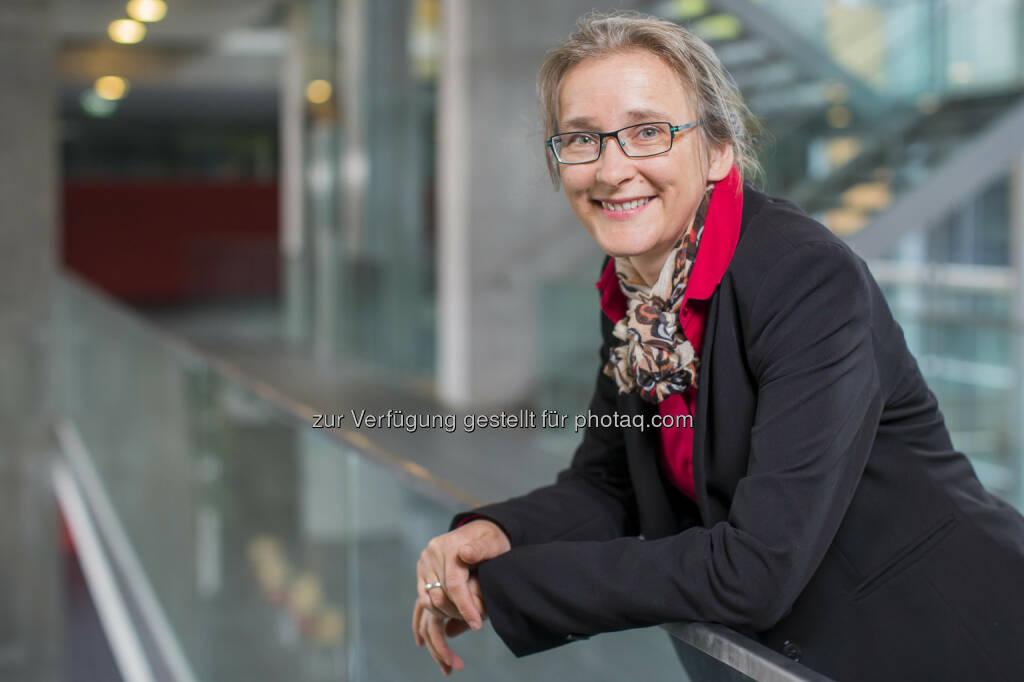 Fachhochschule Salzburg GmbH: Ruth Resch übernimmt Studiengangsleitung Orthoptik (Fotocredit: FH Salzburg), © Aussender (31.01.2017)