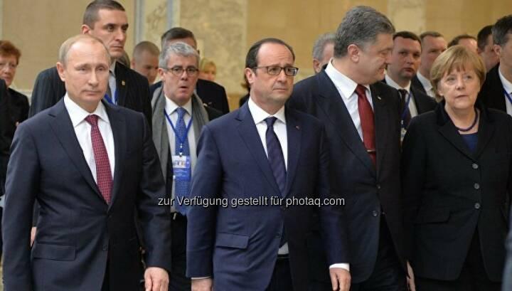 Botschaft der Russischen Föderation: Ostukraine: Minsk II punktgenau folgen - oder doch ein eingefrorener Konflikt? Ein Gastkommentar für die Wiener Zeitung. (Fotocredit: Russische Nachrichtenagentur RIA Novosti)