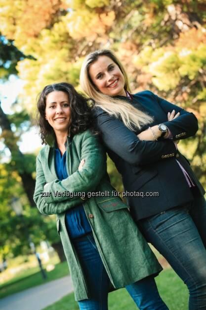 Katja Herzel und Isabel Steindl: Steindl & Herzel Immobilien OG: Ausgezeichnet: Zweiter IMMY für Top-Maklerinnen Steindl & Herzel (C) Steindl & Herzel, © Aussendung (01.02.2017)