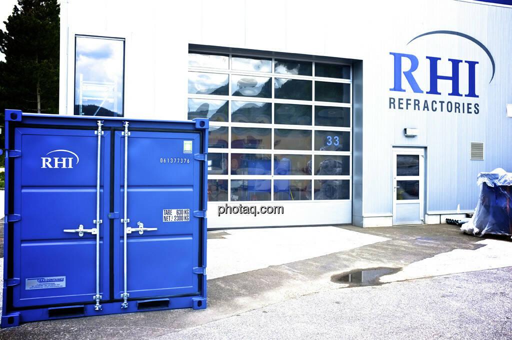 RHI, Veitsch, Refractories (09.05.2013)