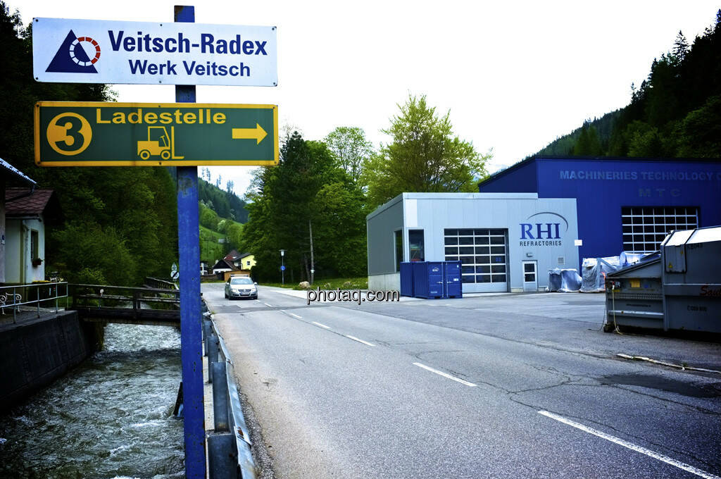 RHI, Veitsch, Veitsch-Radex Werk (09.05.2013)