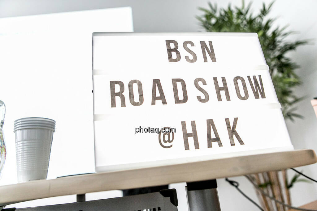 BSN Roadshow #66, © Martina Draper/photaq (01.02.2017)