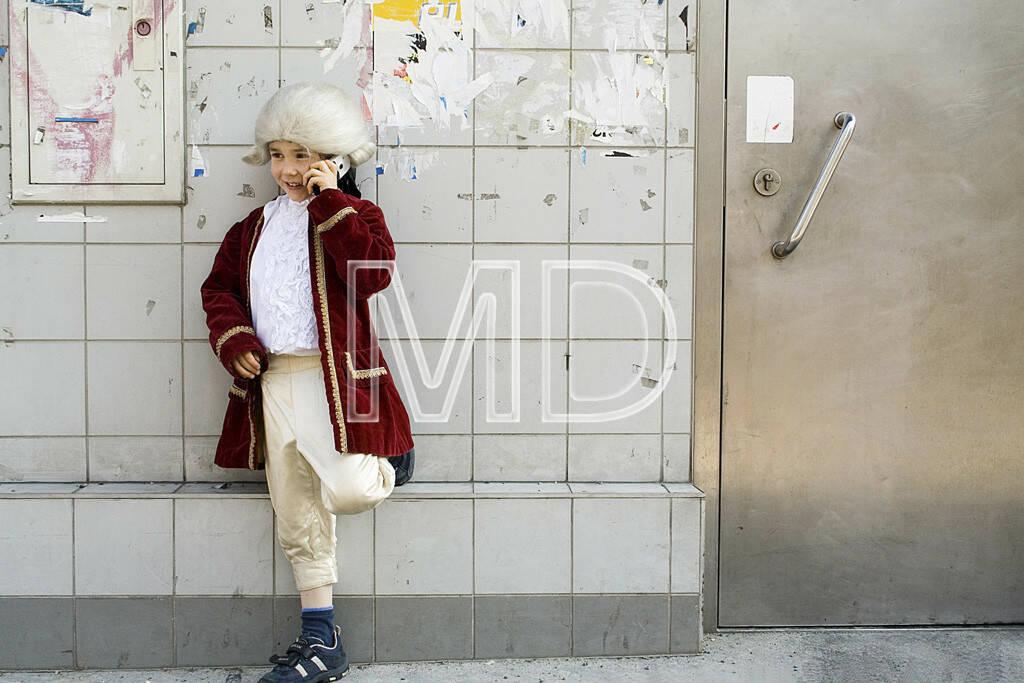 Mozart am Handy, © Martina Draper (10.05.2013)