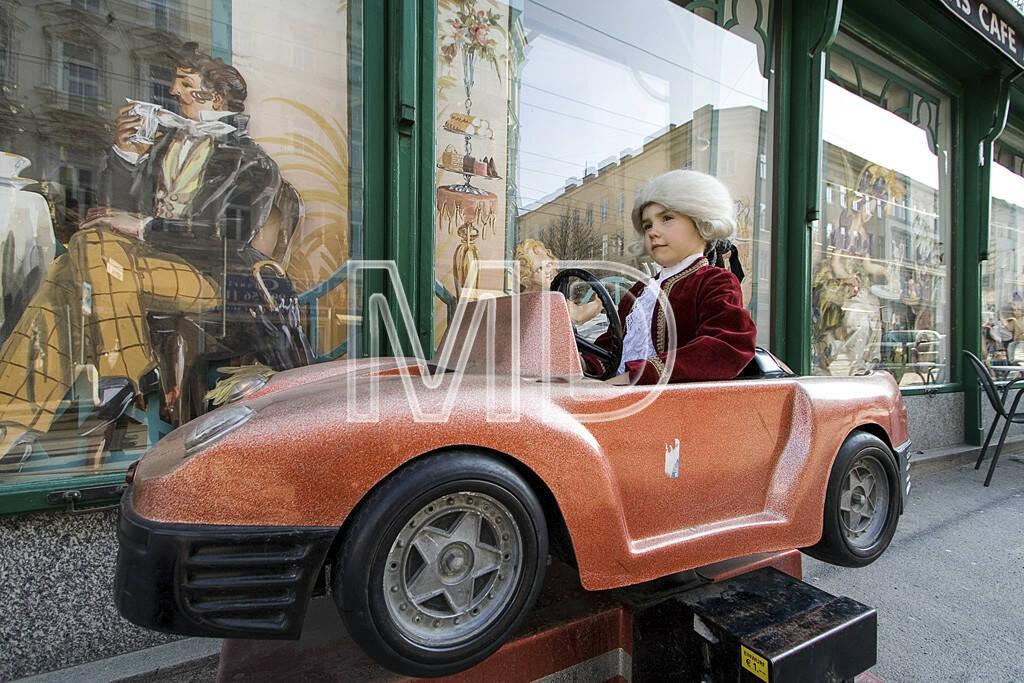 Mozart im Auto, © Martina Draper (10.05.2013)