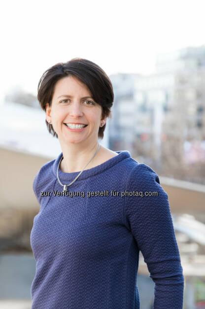Daniela Feuersinger hat die Leitung der Unternehmensstrategie und -kommunikation im BRZ übernommen. - Bundesrechenzentrum GmbH: Personelle Verstärkung für das Bundesrechenzentrum (Fotocredit: Isabella Pichler), © Aussender (02.02.2017)