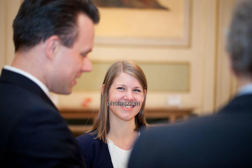 Julia Resch, Wiener Börse, © Michaela Mejta (02.02.2017)