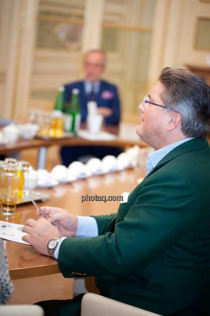 Karl-Heinz Strauss (Porr), © Michaela Mejta (02.02.2017)