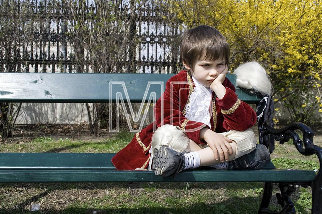 Mozart will nicht mehr, © Martina Draper (10.05.2013)