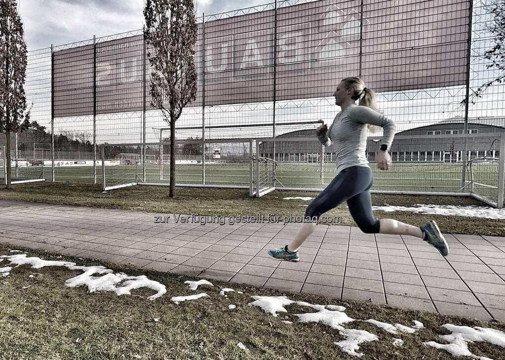 Laufen lässig schnell (03.02.2017)