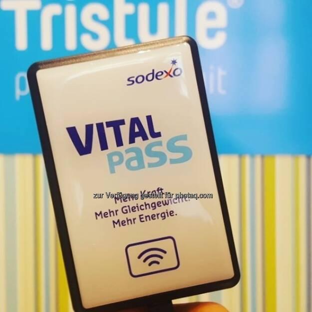 Sodexo Vital Pass Tristyle, © Elisabeth Niedereder (04.02.2017)