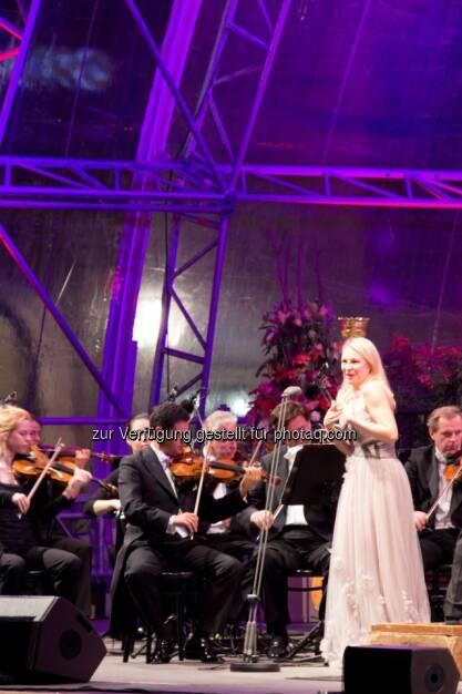 Julia Novikov (Sopranistin), © Kurt Danner (Wiener Symphoniker) (10.05.2013)