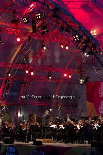 Maestro Bertrand de Billy, © Kurt Danner (Wiener Symphoniker) (10.05.2013)