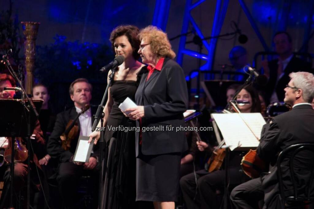 Julia Stemberger, Kähte Sasso, © Kurt Danner (Wiener Symphoniker) (10.05.2013)