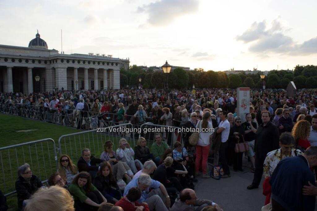 Fest der Freude - Wiener Symphoniker, © Kurt Danner (Wiener Symphoniker) (10.05.2013)