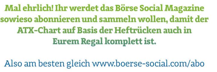 www.boerse-social.com/abo @drastil