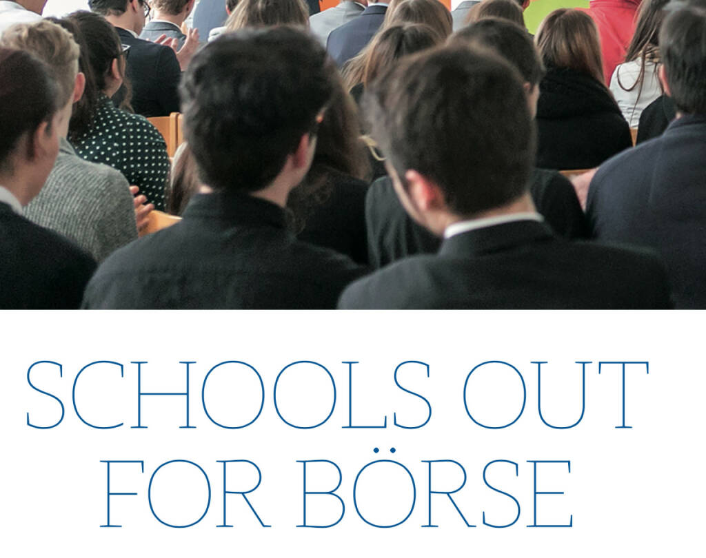 Schools Out For Börse @drastil (08.02.2017)