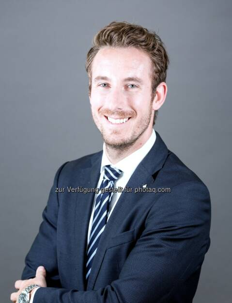 Akad. Vkfm. Wolfgang Petrin als Key Account Manager - Donau Versicherung AG Vienna Insurance Group: Karriere mit Lehre – bei der DONAU Versicherung (Fotocredit: DONAU Versicherung), © Aussender (08.02.2017)