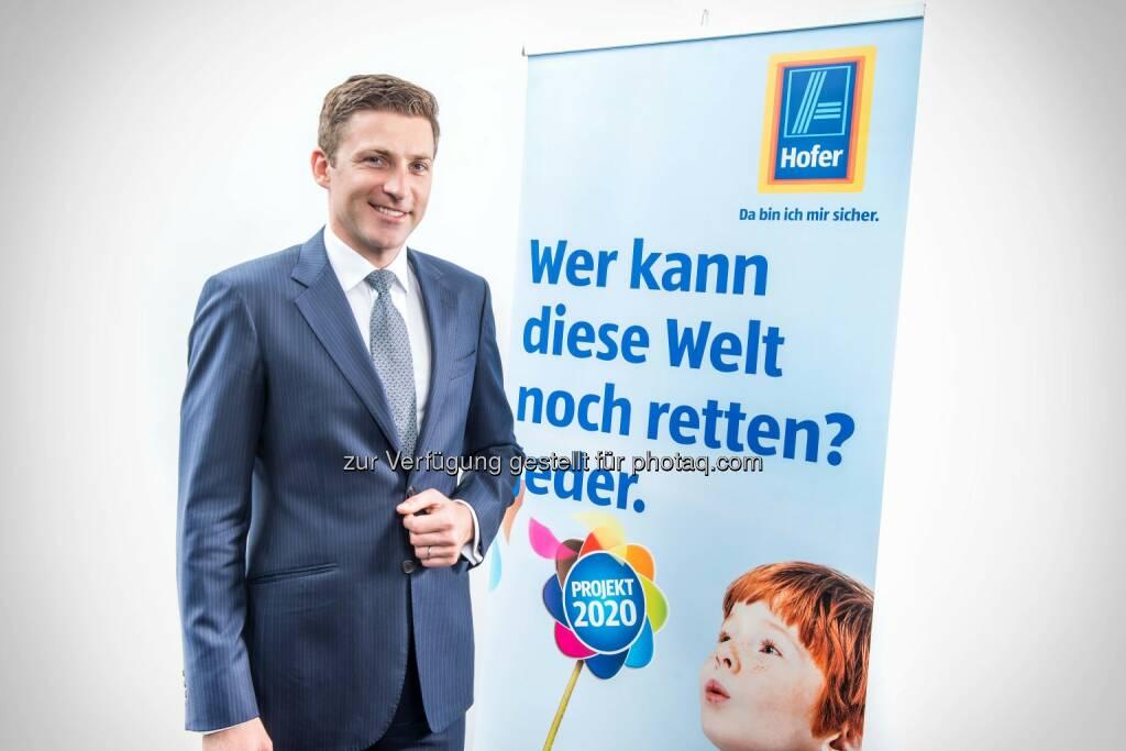 Hofer KG: Hofer startet Leuchtturmprojekt zur Unterstützung der österreichischen Landwirtschaft (Fotocredit: Hofer KG), © Aussender (13.02.2017)