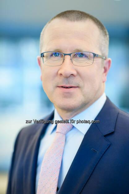 Robert Machtlinger wurde zum CEO der FACC AG bestellt (Fotocredit: FACC AG), © Aussender (14.02.2017)