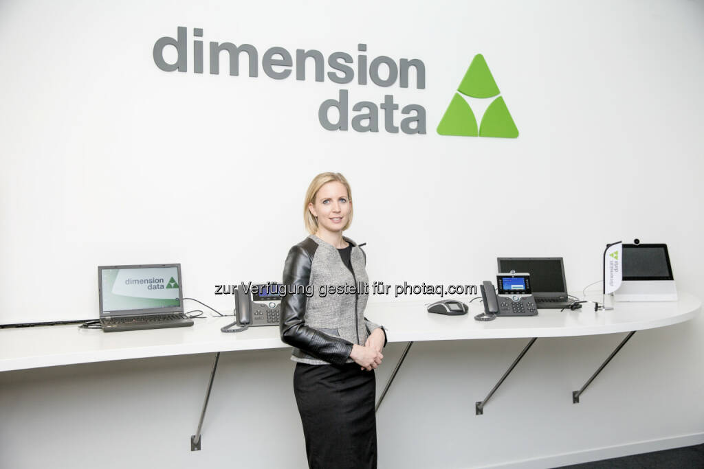 "Eva-Maria Huysza, Director HR, Dimension Data Austria - Dimension Data: Dimension Data Austria erstmals als ""Top Employer 2017"" ausgezeichnet (Fotocredit: Dimension Data), © Aussender (14.02.2017)"