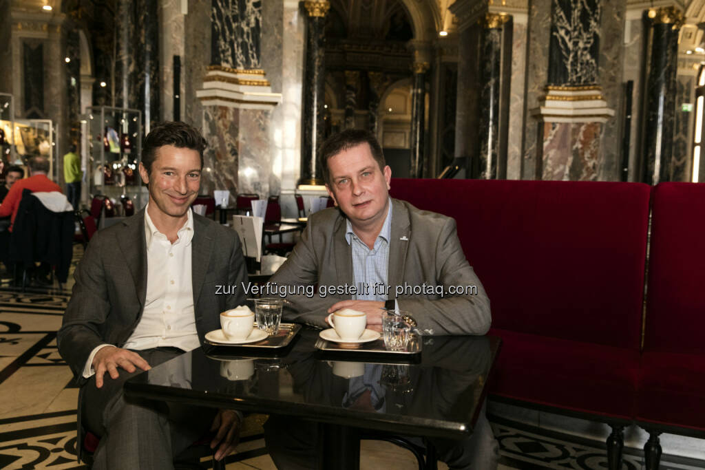 GOURMET: Café mit Ausblick im Kunsthistorischen Museum Wien (Fotocredit: Gourmet), © Aussender (14.02.2017)