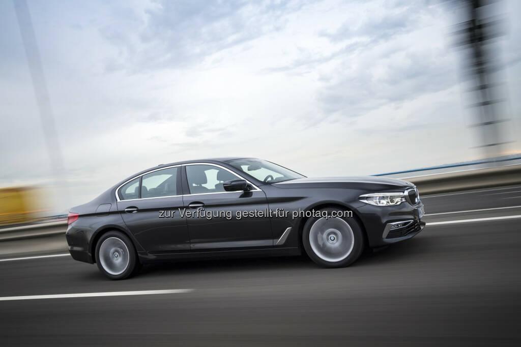 BMW Group in Österreich: Erfolgreich in und für Österreich: BMW Group erreicht 2016 sowohl bei der Motorenproduktion als auch beim Fahrzeugabsatz neue Bestwerte (Fotocredit: Copyright BMW), © Aussender (15.02.2017)