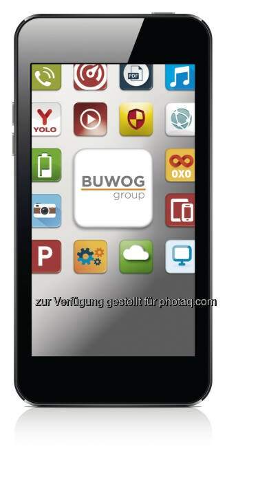 Buwog Mieter-App Icon (Fotocredit: Buwog)